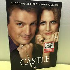 Castle Season 8 And Final BC1;S2