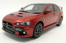 Kyosho 1/18 Scale KSR18019R Mitsubishi Lancer Evolution Final Edition Met Red