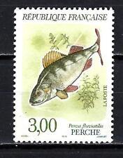 France 1990 série Nature poissons Yvert n° 2664 neuf ** 1er choix