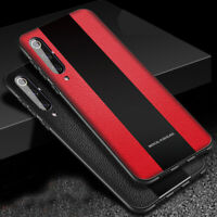 For Xiaomi Mi A2 LIte 8 9 SE Max3 Shockproof Soft Leather Pattern TPU Case Cover
