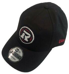Ottawa RedBlacks CFL New Era Basic Logo Relaxed Fit 9TWENTY Adjustable Cap Hat