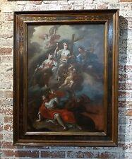 17th century Italian Old Master - Religious Mythological scene - Oil Painting
