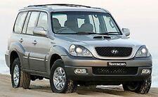 Hyundai Terracan 2001-07  Pro Workshop Repair Manual