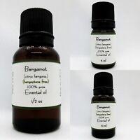 Bergamot-Bergaptene free 100%  Pure Essential Oil therapeutic grade