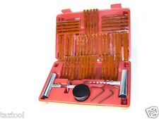 55pc Tire Repair Kit Flat Tire Repair Car Truck Motorcycle Home Plug Patch New
