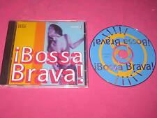Bossa Brava Volume 3 – 1998 CD Album Electronic Jazz Instinct Records (EX-367-2)