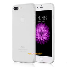 Ultra Thin Slim Matte Hard Back Case Cover For Apple iPhone SE 5 6 6s 7 8 Plus