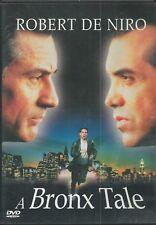 DVD A Bronx Tale - Robert De Niro / EN FR