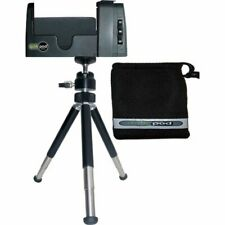 Quik Pod Smartphone and Go Pro Skeleton Adapter with Carry Bag and Tripod Legs