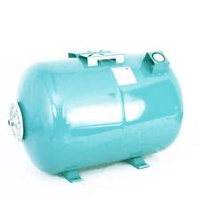 Druckkessel 100 L Ausdehnungsgef� Membrankessel Hauswasserwerk m. Manometer