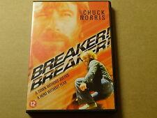 DVD / BREAKER! BREAKER! ( CHUCK NORRIS )