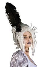 Ghost of Marie Antoinette Wig White Renaissance Halloween Costume Accessory