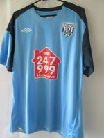 West Brom 2010-2011 Home Football Goalkeeper Shirt Size Large  /11089