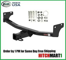 "FITS 2007-2010 JEEP COMPASS, PATRIOT CLASS 3 CURT TRAILER HITCH 2"" TOW RECEIVER"