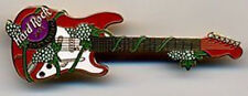 Hard Rock Cafe SACRAMENTO 1999 Grapes Vines GUITAR PIN FENDER Vinyard WINE