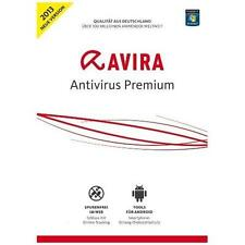 Avira Antivirus- & Sicherheits-Softwares als CD