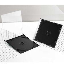 50 CUSTODIE SLIM CASE SLIMCASE per CD DVD -R PER verbatim custodia 555440 ECON