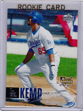 MATT KEMP Dodgers 2006 UPPER DEC RC Baseball Star Los Angeles ROOKIE CARD!