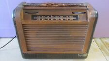 1948' Antique Tube Radio PHILCO Model 49-607 for restoration