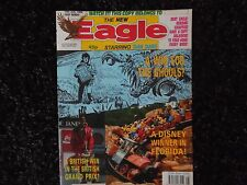 THE NEW EAGLE COMIC 14TH JULY 1990