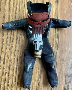 Mezco One 12 Punisher Px Previews Vest Spec Ops Helmet Neck Suit Custom Parts