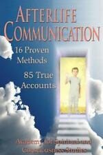 Afterlife Communication 16 Proven Methods 85 True Accounts ASCS