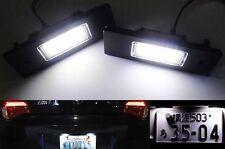 License Plate Light 24 SMD LED No Error For BMW 6-series E63 E64 M6 645Ci 650i