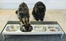 Futterbar Fressnapf Futternapf Katzen Hunde Hundebar Katzenbar Napfständer Napf