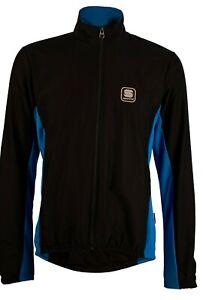 Sportful/Castelli Men's Windstopper Cycling Jacket Black Size M-XXL