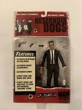 Mezco Mr. Blonde Action Figure Reservoir Dogs NIB
