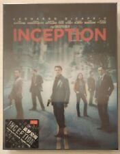 Hdzeta Inception Lenticular Steelbook Blu-Ray NEW&SEALED!!!