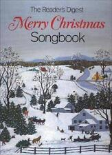 The Reader's Digest Merry Christmas Songbook (1981) HB 180601