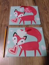 2 Valentine Gift Bags
