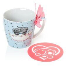 Me to You Tatty Teddy Bear - Mum Mummy Mug & Stencil Set Mat G01Q6147