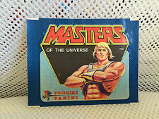 MINT 1983 MOTU MASTERS OF THE UNIVERSE 1 STICKER PACKAGE FOR ALBUM BOOK  PANINI