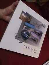 1997 Cadillac Deville-Eldorado-Concours-Catera FANCY Press Binder
