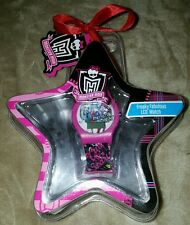 Monster High Freaky Fabulous LCD Watch ~ Mattel 2011~NEW / Unopened