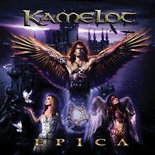 KAMELOT - EPICA  CD NEU