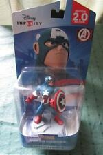 New Disney INFINITY Captain America - 2.0 Edition Avengers Marvel Super Heroes