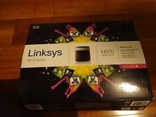 Linksys N600 Wi-Fi Router  E2500