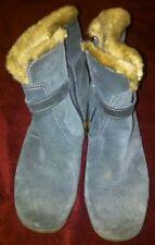 Sporto Blue Winter Boots  Sz 10