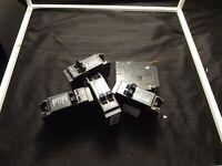 2 Circuit EATON CUTLER-HAMMER Type BRD, A or DNPL 20 AMP  Tandem Double Breaker