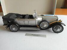 Franklin Mint 1925 Rolls-Royce Silver Ghost 1:24 No box
