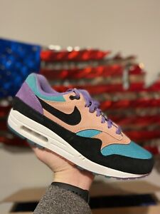 Nike Air Max 1 Have a Nike Day BQ8929-500 Men's Sneakers