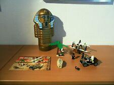 Verkaufe Lego Set 5909 Treasure Raiders mit Mummy Storage Container