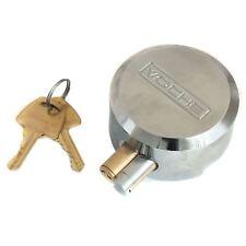 VOCHE HIGH SECURITY VAN 73MM CONCEALED PADLOCK DOOR REPLACEMENT LOCK + 2 KEYS