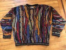 Vintage Men's Coogi Classic Cotton Sweater Size XL