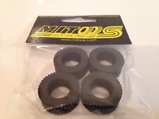 Mitoos M012 RAID pneumatici x4 Trail 25 x 10 mm Soft 25 Shore nuova release