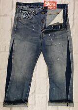 Levis Vintage Clothing LVC Blue 1944 501X 12oz Selvedge Jeans W30 £235 New