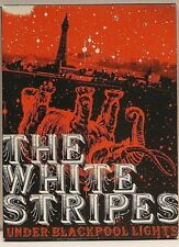 The White Stripes  Under Blackpool Lights  LIKE NEW  DVD XL Shock Australia